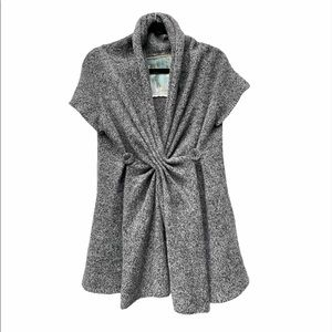 Anthro Ballerina Sweater Vest